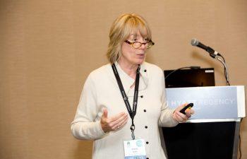 Andrea Raila, Speaker