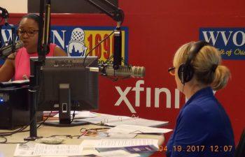 WVON Radio Interview