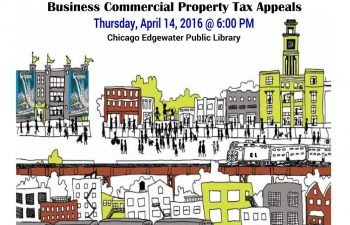 dgewater Andersonville Tax Talk